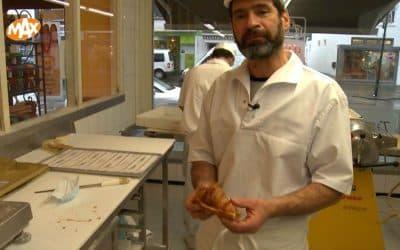 """De perfecte croissant: """"hoe meer kruimels, hoe beter"""" (Omroep Max)"""